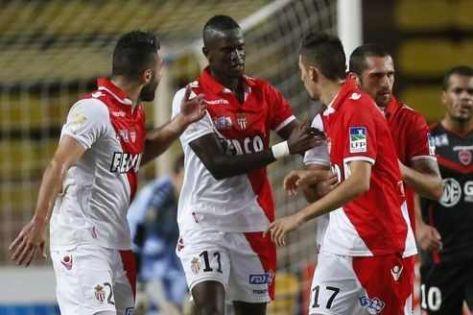 موناكو لتأمين الصدارة قبل مواجهة مانشستر سيتي
