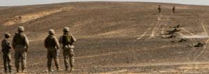 مقتل اثنين حاولا الدخول للأراضي الاردنية بحوزتهم كميات كبيرة من المخدرات والحشيش