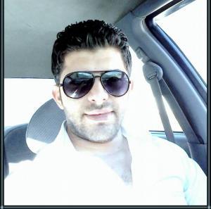 مبارك النجاح لـ مروان المطارنة