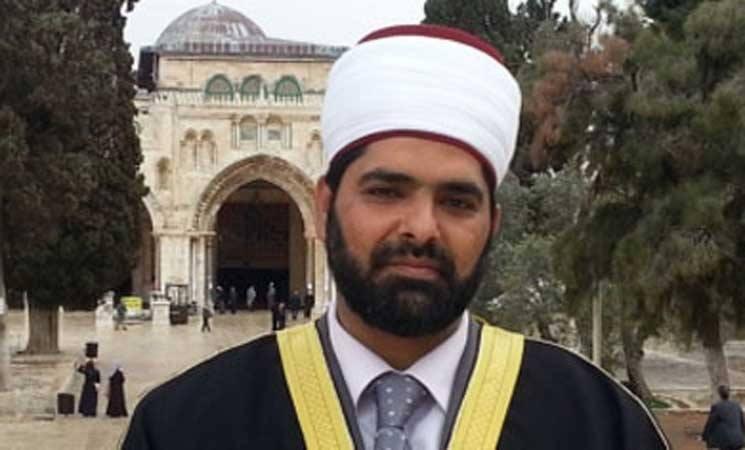 الكسواني: أدعو المسلمين لشد الرحال إلى المسجد الأقصى
