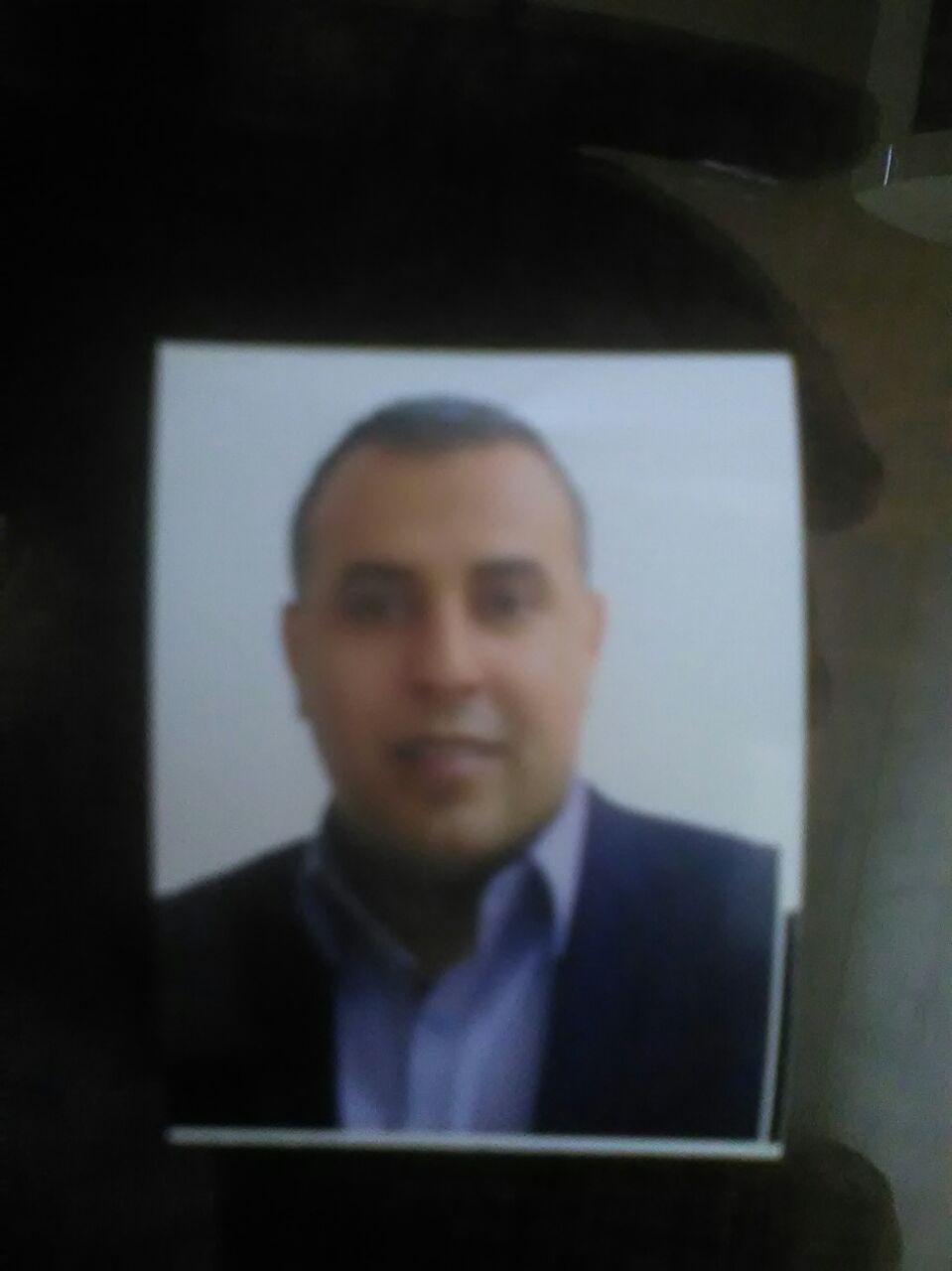 الطلافيح مدير للعلاقات الدوليه والاعلام في منظمه النجمه الامريكيه في عمان