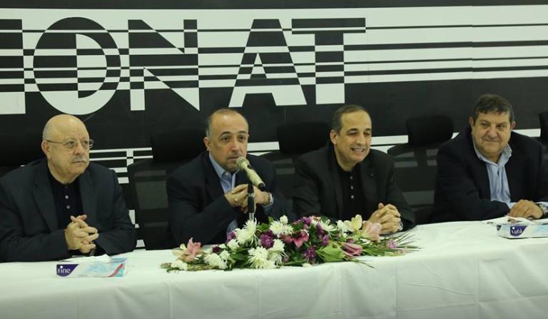 الدكتور هيثم أبو خديجة يقدم الدعم والمؤازرة لكتلة عهد