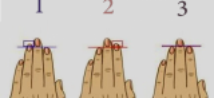 اختبار يبين لك شخصيتك من خلال اصابع يدك