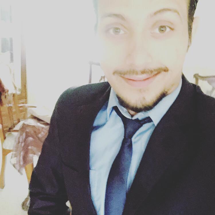 أحمد توتنجي  .. عيد ميلاد سعيد