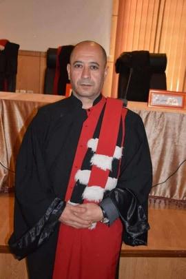 الدكتور هليل فالح السابل بني خالد مبارك