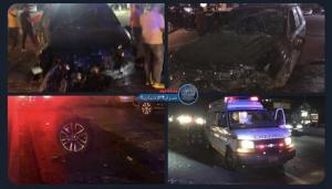 آخر تطورات الحالة الصحية لوائل كفوري بعد الحادث المروع الذي تعرض له  ..  صور و فيديو