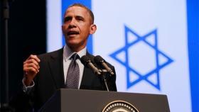 موقع عبري : أوباما ذكر اسم إسرائيل 82 مرة