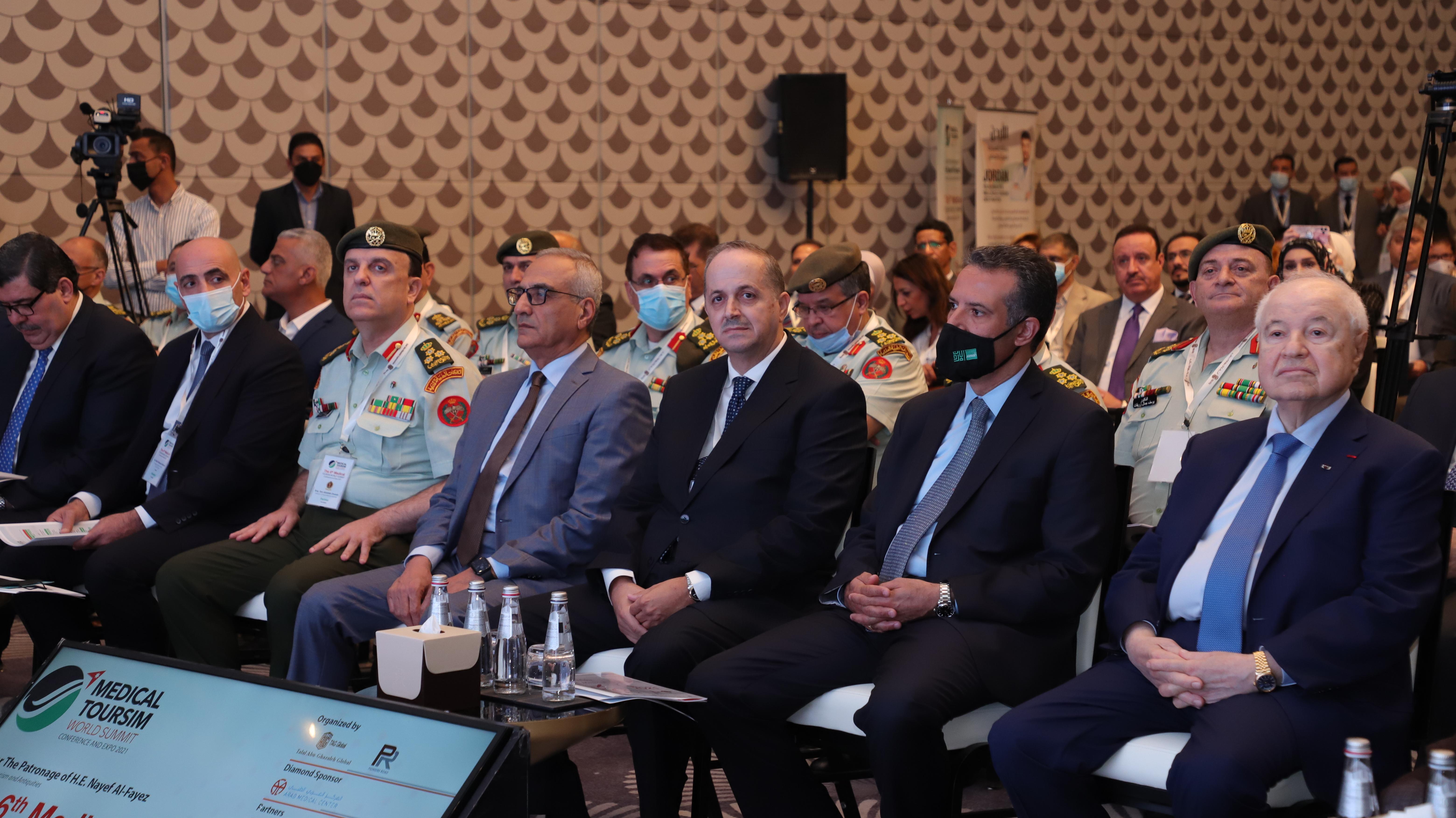 انطلاق فعاليات القمة العالمية السادسة للسياحة الاستشفائية