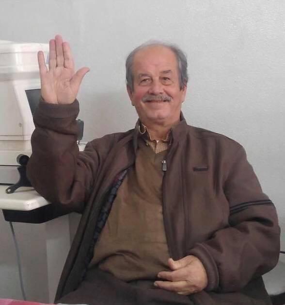 خالد محمود حوسو في ذمة الله