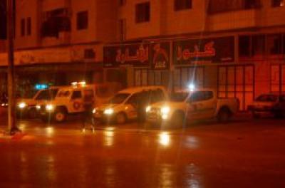 مقتل مواطن وإصابة 4 آخرين احدهم بحالة الخطر في شجار بطولكرم