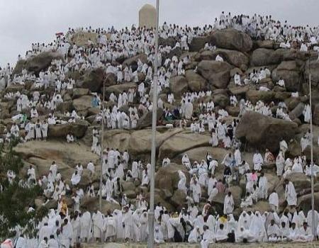 تصعيد الحجاج الأردنيين على جبل عرفات.. اليوم