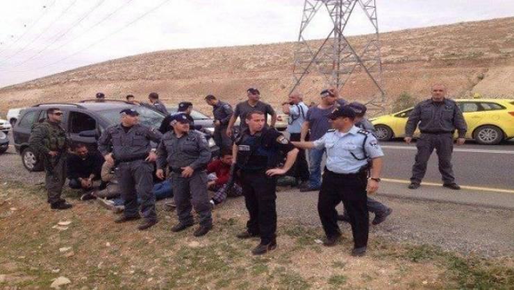 قوات الاحتلال تقتحم الخان الأحمر