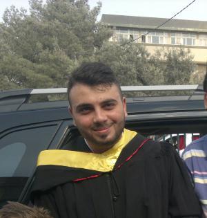 """مبارك التخرج """" خالد """""""