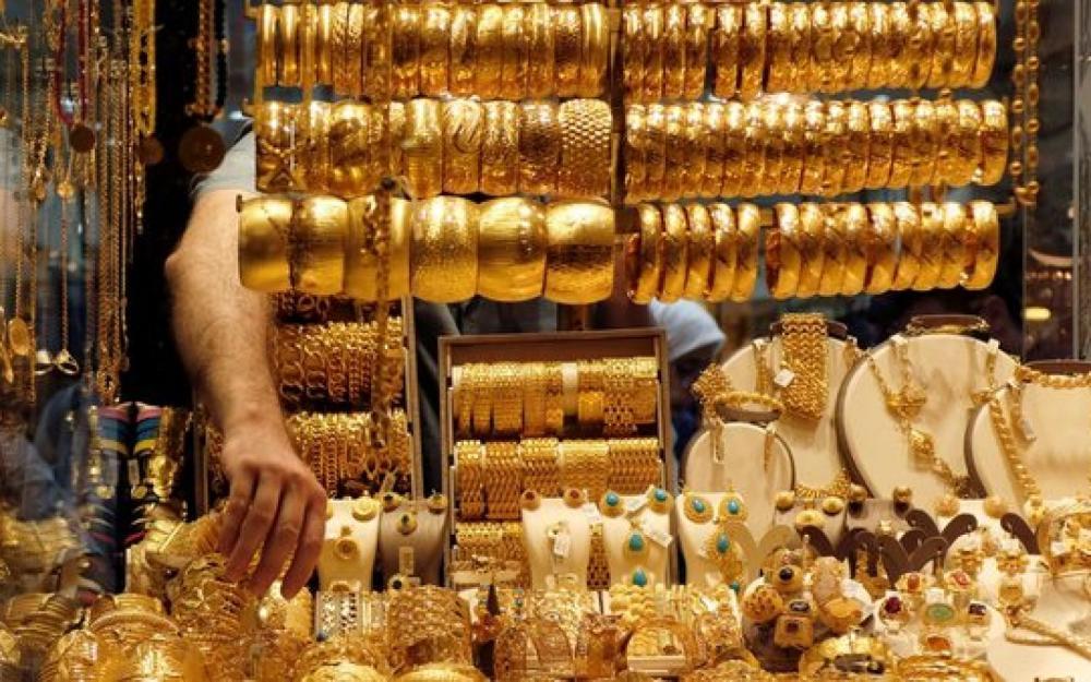 ارتفاع اسعار الذهب 80 قرشا بالسوق المحلية