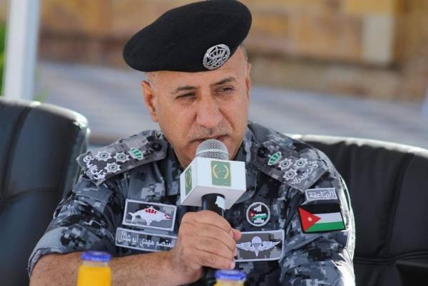العميد الركن الدكتور معتصم ابوشتال النعيمات  ..  مبارك