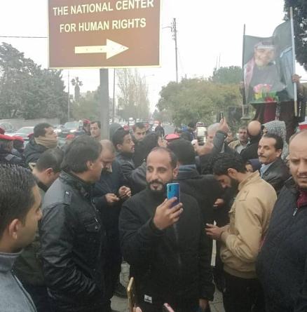 """""""الوطني لحقوق الانسان"""" يتعهد متابعة قضايا المعتقلين السياسيين ..  تفاصيل"""