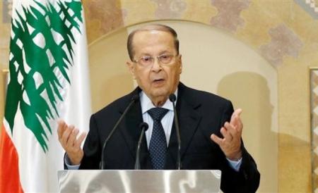 ميشال عون : الجيش اللبناني هو نقطة قوة لبنان!