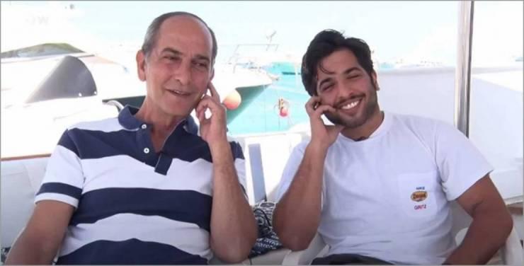 نور ابن هشام سليم يرتدي أقراط الأذن ويعلق 'ما زلت أنثى بالهوية'