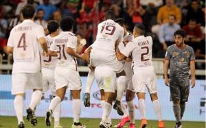 الجيش يتوج بلقب كأس قطر
