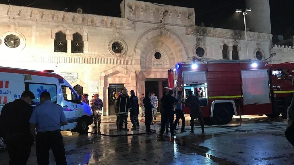 الاحزاب الوسطية تثمن موقف الملك باعادة تأهيل المسجد الحسيني