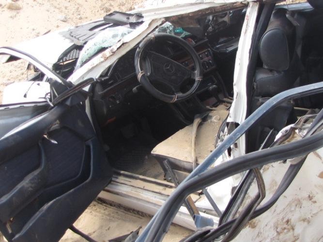 اصابتان في حادث سير في رام الله