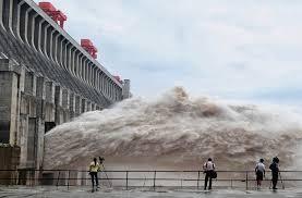 بالصور  ..  اكبر سد في العالم