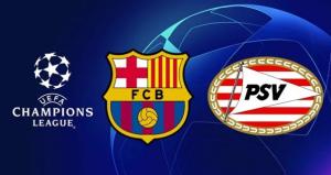 5 أمور سنتعرف عليها في مباراة برشلونة وآيندهوفن