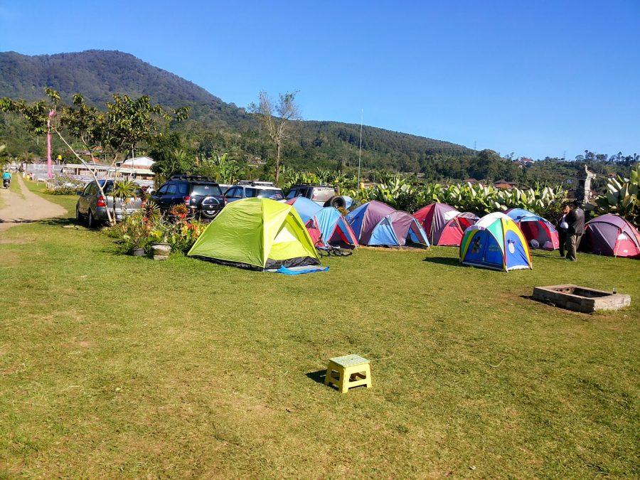 تعرف الأماكن المناسبة للتخيم في جزيرة بالي