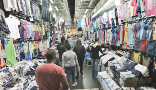 25 % تراجع استيراد الألبسة العام الماضي