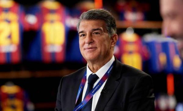 """""""خوان لابورتا"""" رئيسًا جديدًا لنادي برشلونة"""