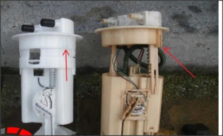 سبب وجود الخلل في مضخة الوقود في السيارة