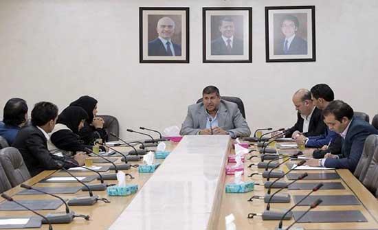 """""""فلسطين النيابية"""" تعقد اجتماعاً طارئاً مع الصفدي الثلاثاء"""