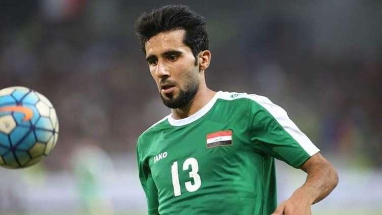"""نجم العراق يغادر الملعب باكيا بعد تلقيه """"أسوأ خبر"""" في حياته"""