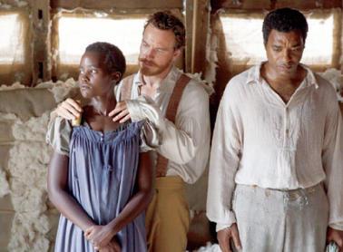 """""""12 ييرز ايه سلايف"""" فيلم درامي عنيف حول العبودية"""