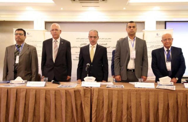 جامعة عمان الاهلية تدعم المنتدى الاقليمي الثاني للسكك الحديدية والذي نظمته لجنة الطرق والمرور التابعة لشعبة الهندسة المدنية في نقابة المهندسين الاردنيين