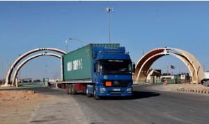 إدخال البضائع الأردنية المعفاة من الجمارك للعراق عبر ''صفوان''