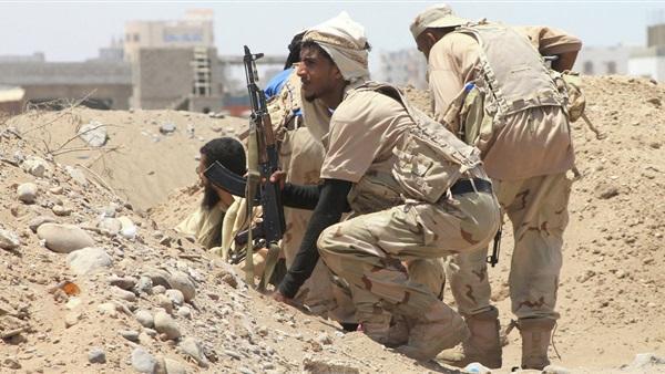"""الجيش اليمني الشرعي يعلن مقتل 45 حوثياً في اشتباكات في """"الضالع"""""""