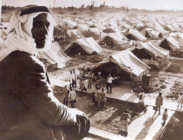 فى ذكرى النكبة والشتات  ..  متى يعود ملايين الفلسطينيين إلى الوطن!  ..  صور