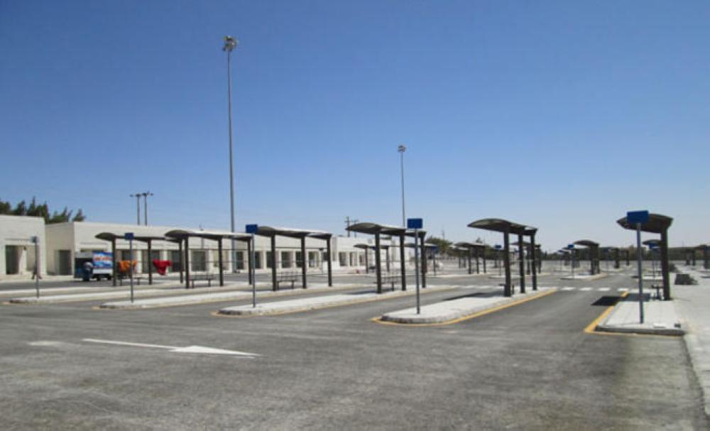 هيئة تنظيم النقل البري: إنجاز مرحلتين من مشروع مجمعات الركاب في المحافظات