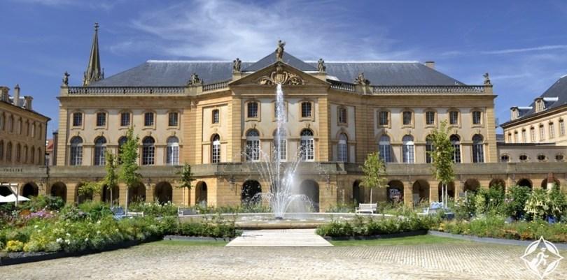 بالصور .. أفضل المعالم السياحية في مدينة متز الفرنسية