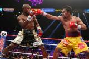 تجريد مايويذر من أغلى حزام في تاريخ الملاكمة
