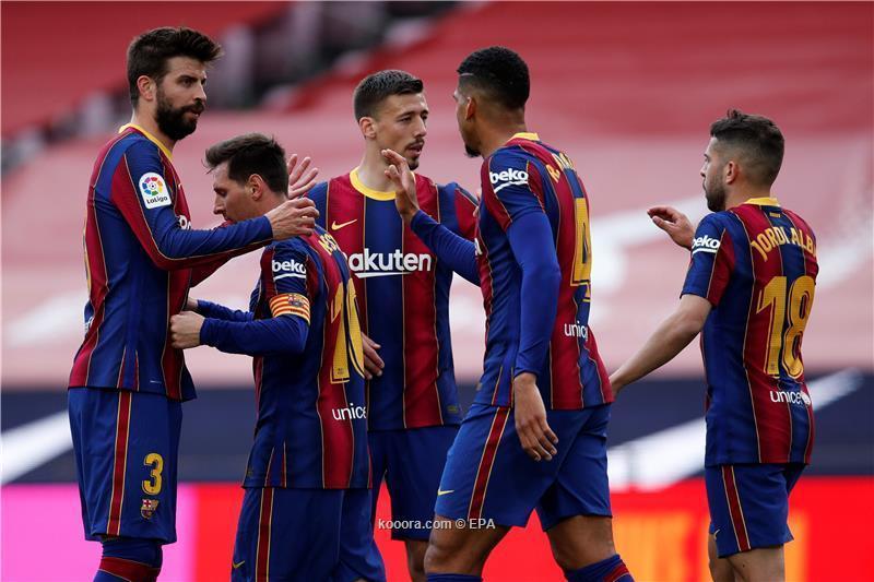 برشلونة وإنتر يتجهان نحو صفقة تبادلية