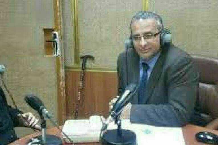 شكر وتقدير من الدكتور عبد السلام الزيودي