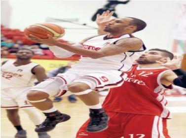 الرياضي يتلقى درسا قاسيا من الحكمة اللبناني