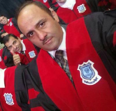 الدكتور المحامي يوسف العبادي مبارك