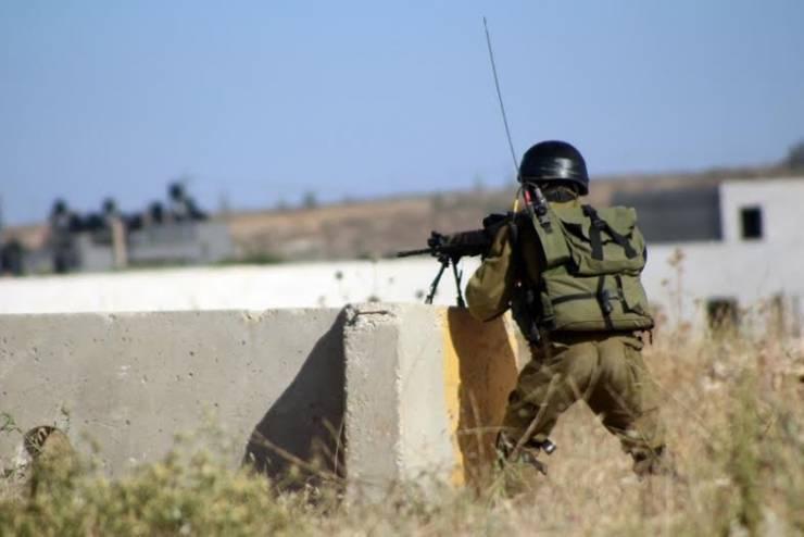 مواجهات مع الاحتلال في سلواد