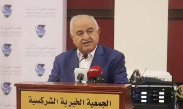 اللواء المتقاعد والنائب السابق الدكتور روحي شحالتوغ في ذمة الله