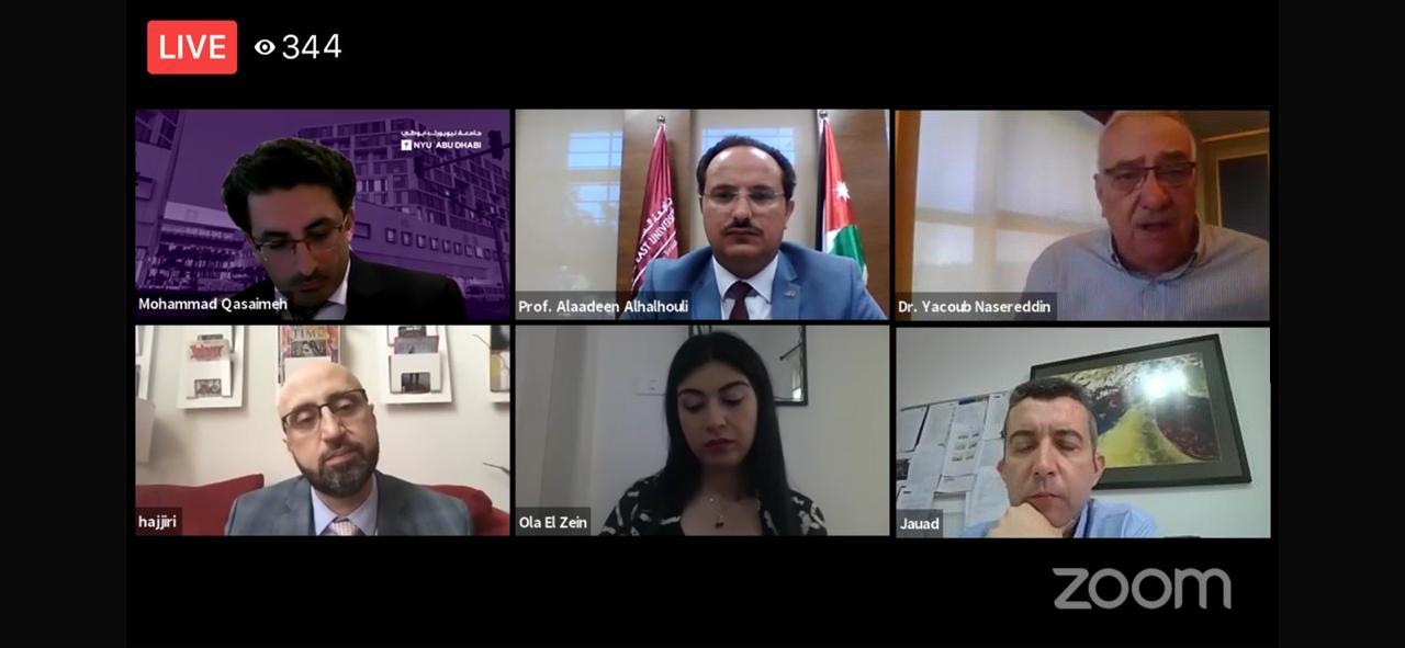 """الدكتور يعقوب ناصر الدين يدعو لتعزيز ثقافة البحث العلمي في مواجهة تأثيرات فيروس """"كورونا"""""""