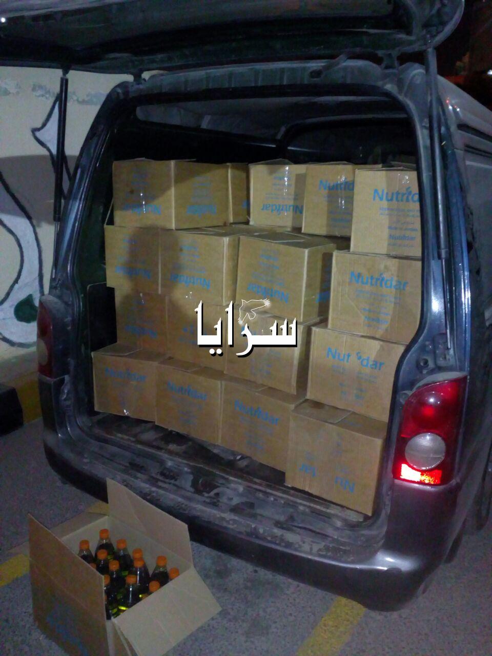 الزرقاء .. بالصور: ضبط أكثر من 700 لتر زيت زيتون مغشوش وتحويل صاحبها للحاكم الإداري