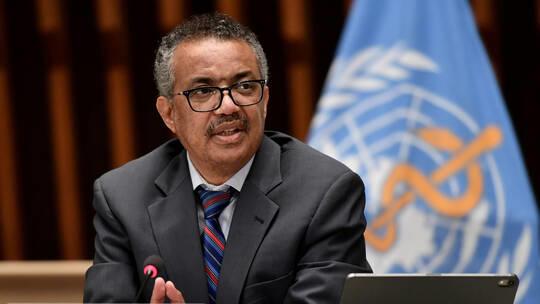 مدير عام منظمة الصحة العالمية يزف بشرى ساره حول لقاح كورونا